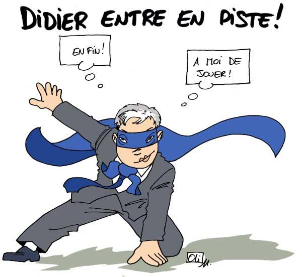 Didier Reynders en mission !