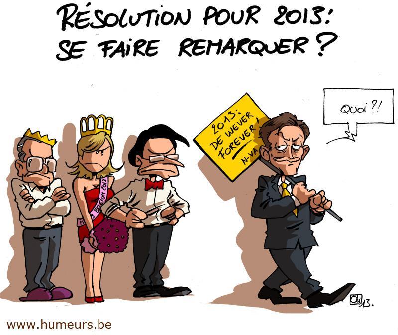 2013 De Wever
