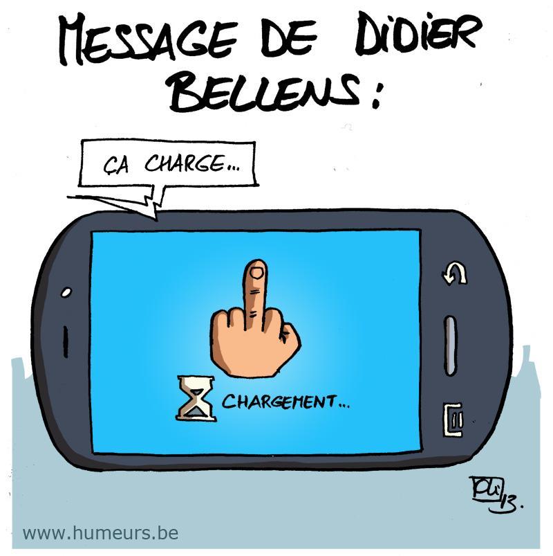 Didier Bellens 4G