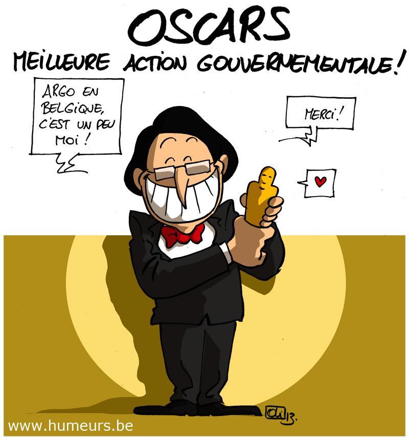 Oscars Argo Di Rupo
