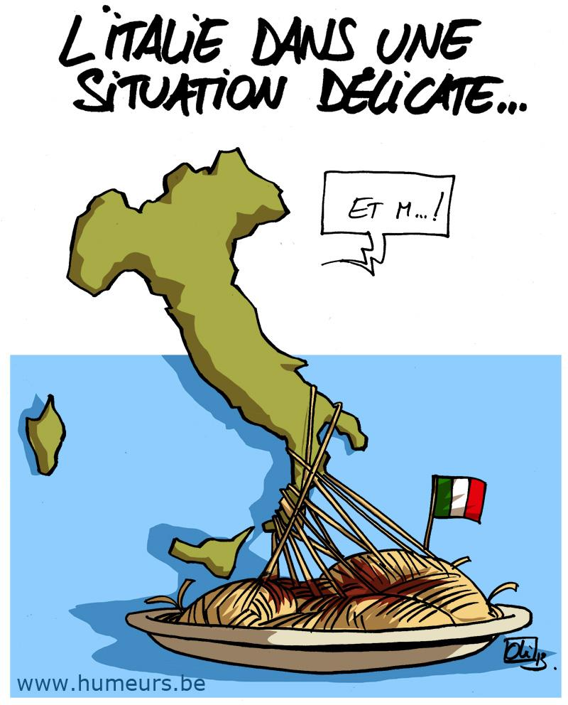 Italie élections