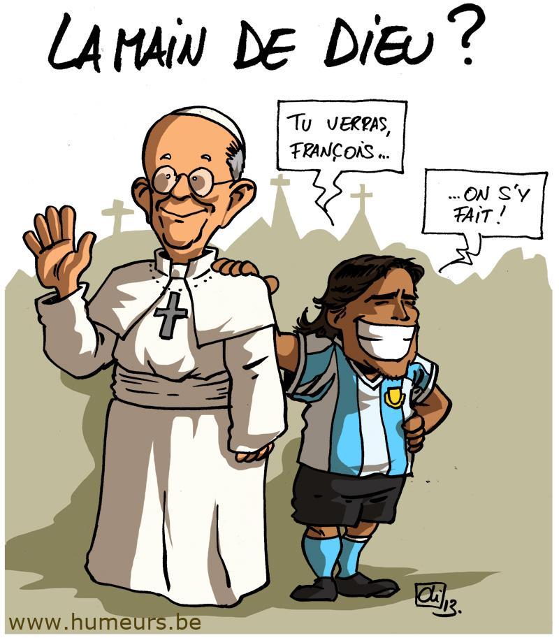 nouveau pape Francois Ier
