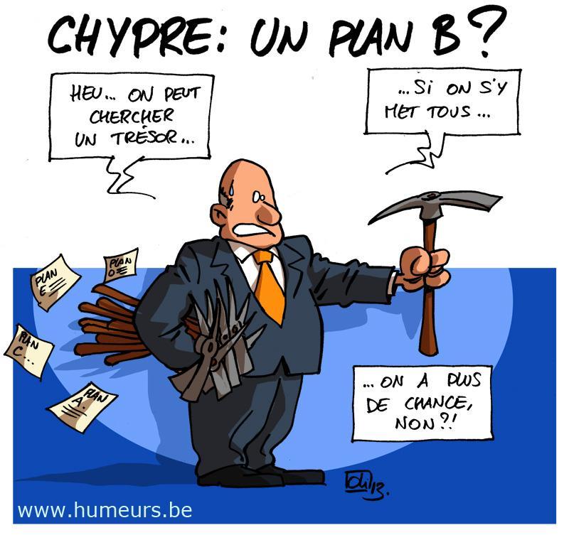 Chypre Europe plan B