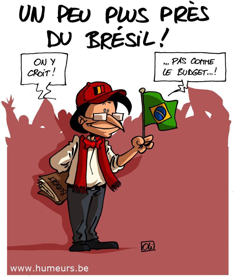 Belgique Bresil