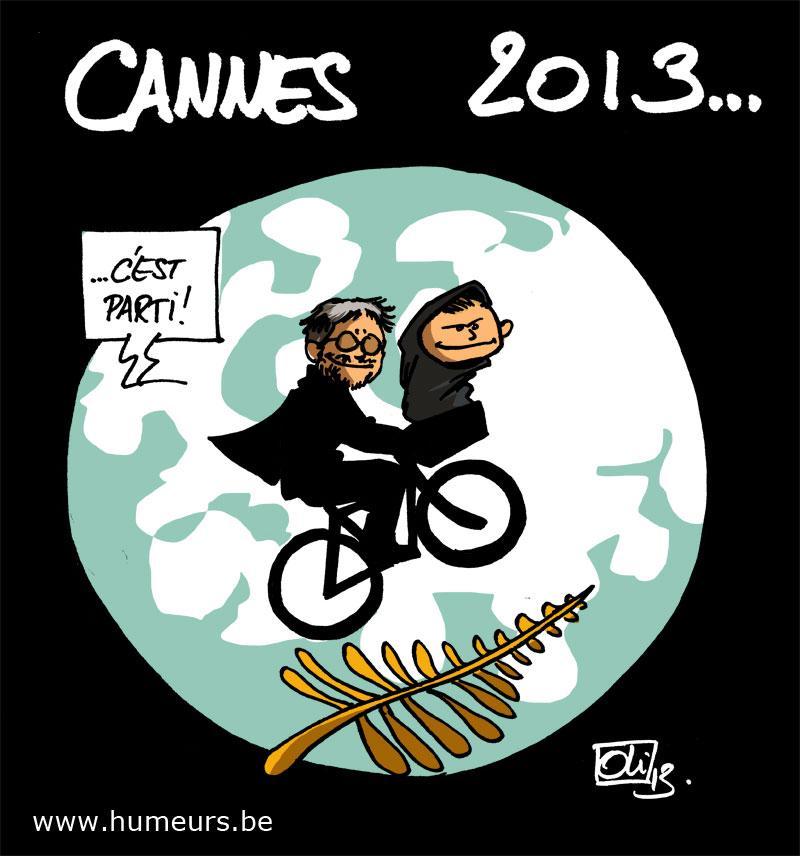 Cannes 2013 Spielberg Di Caprio
