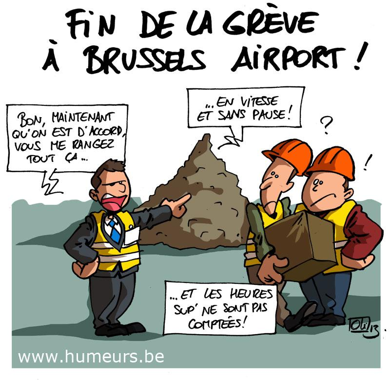 greve brussels airport swissport