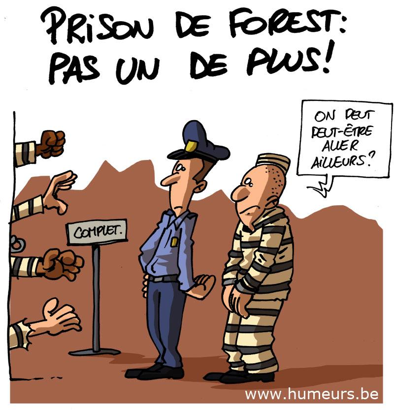 prison Forest