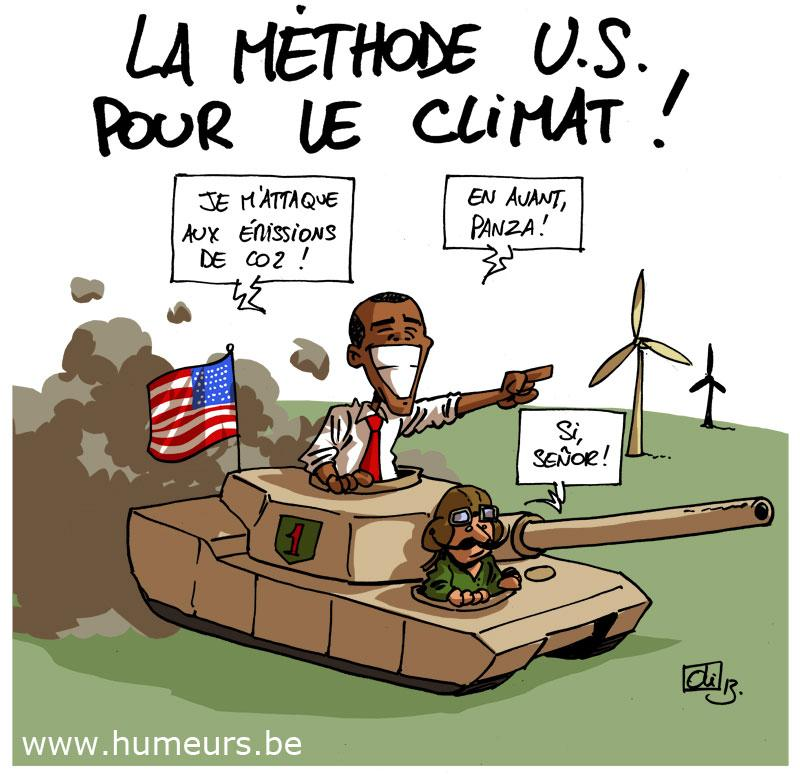 obama usa climat