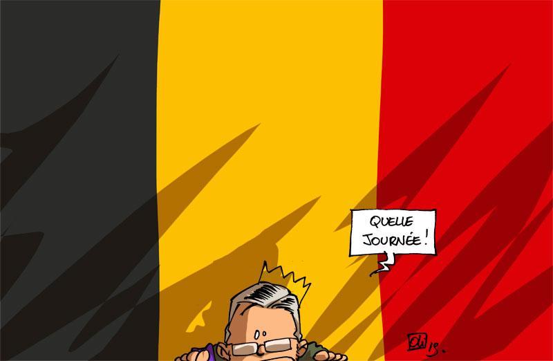 Belgique 21 juillet Philippe