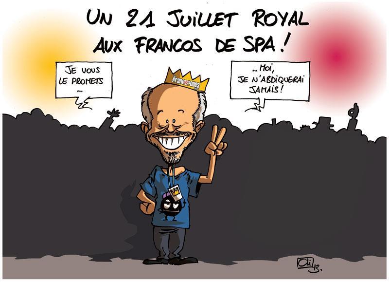 Francofolies Spa