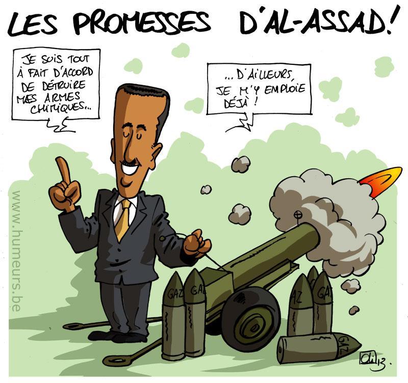 Al-Assad-Syrie