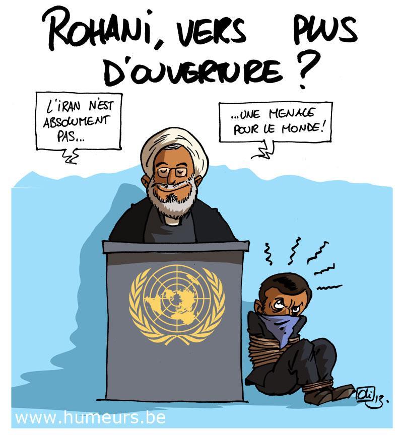 Iran-ONU