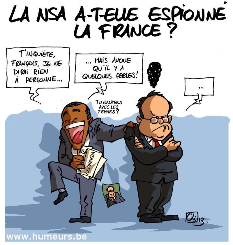 NSA-France-USA