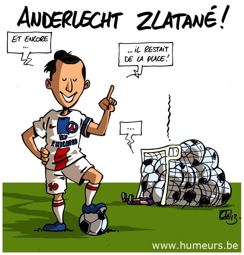 Anderlecht-PSG-Zlatan-Ibrahimovic