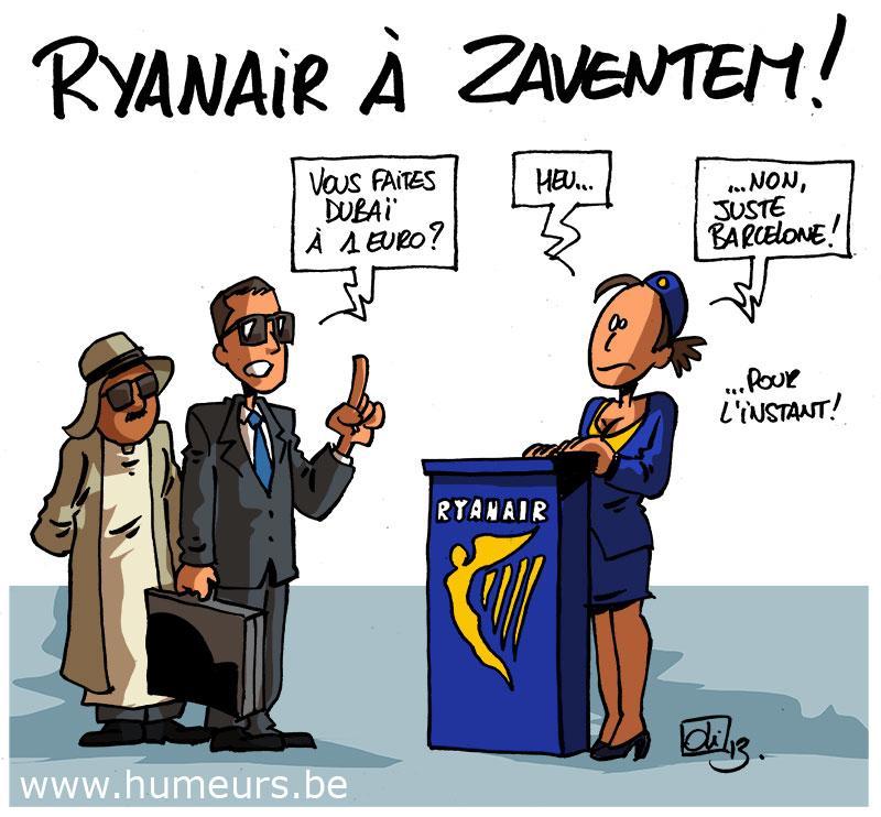 Ryanair-Zaventem