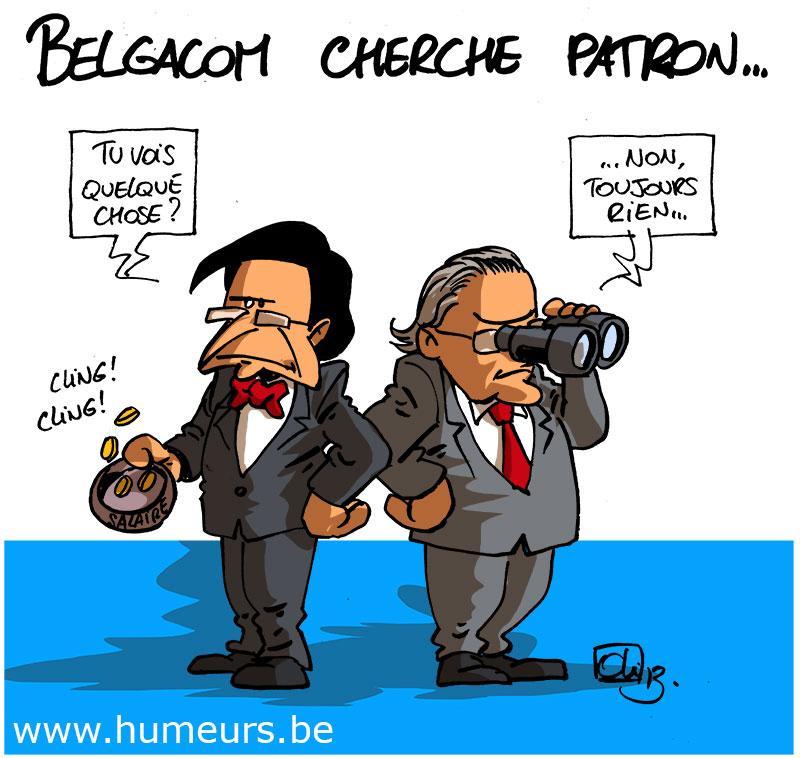 patron-Belgacom