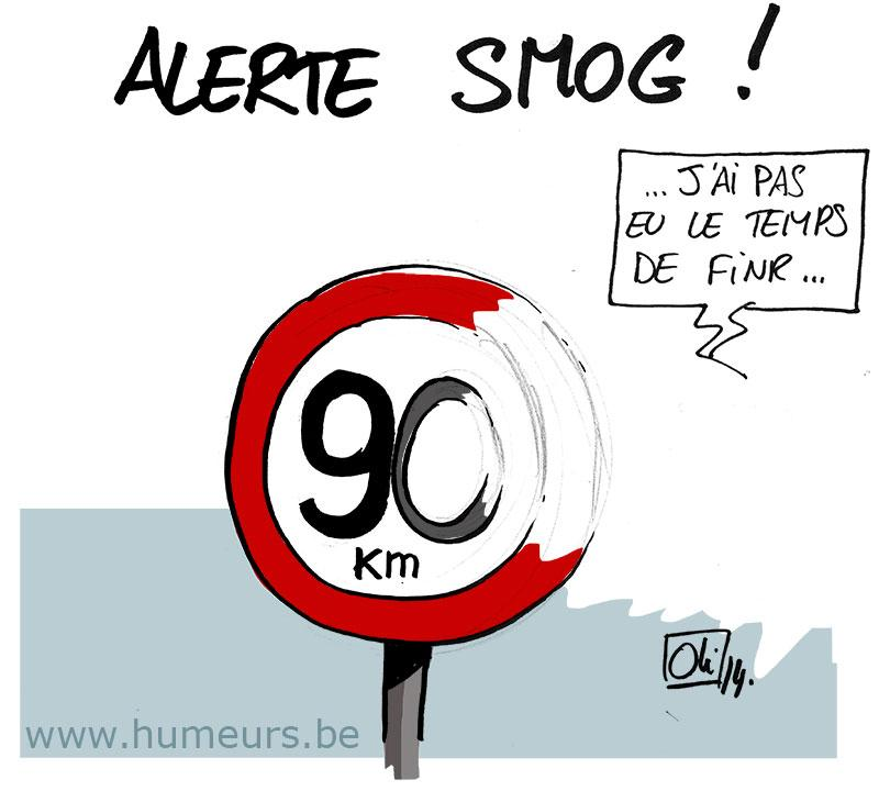 alerte-smog-Belgique