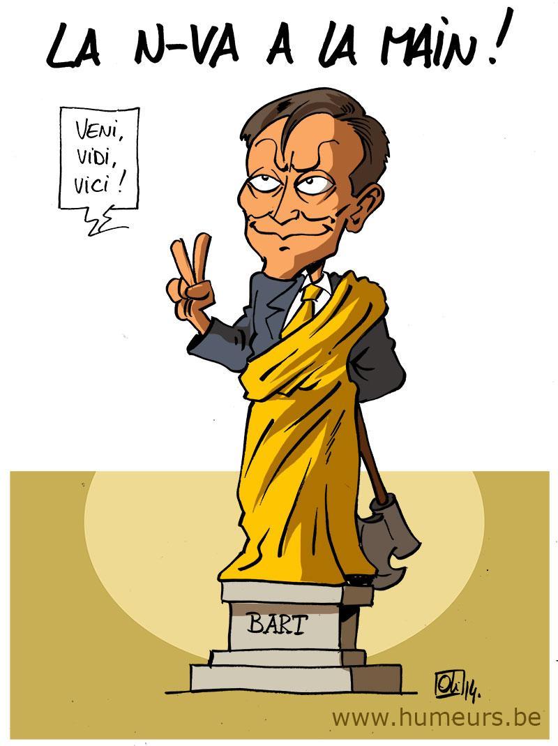 NVA-Bart-De-Wever-elections-2014