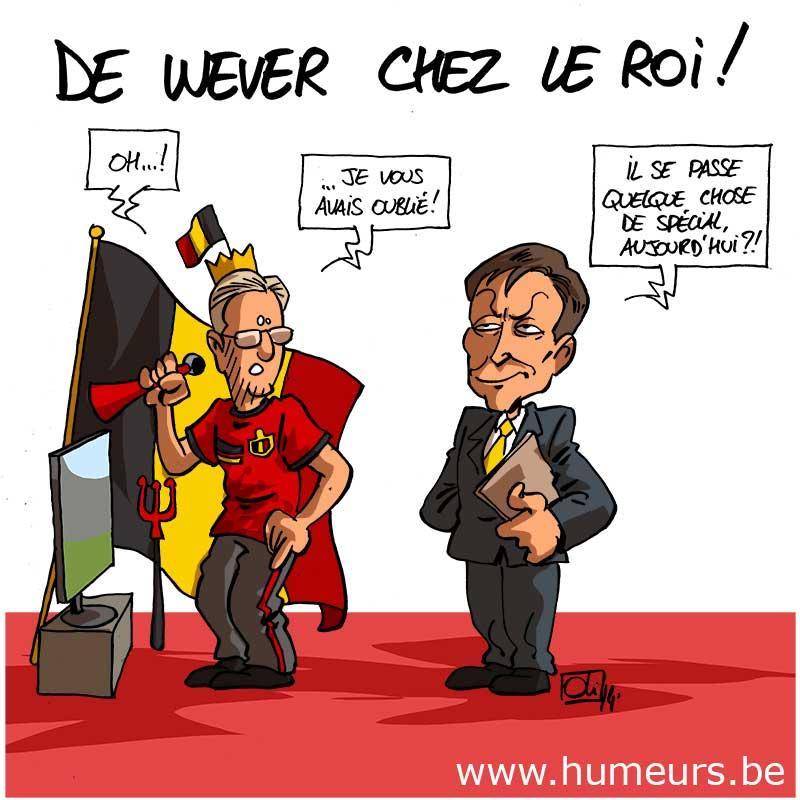 Bart de wever ira t il voir le match belgique alg rie - Regarder la finale de la coupe du roi en direct ...