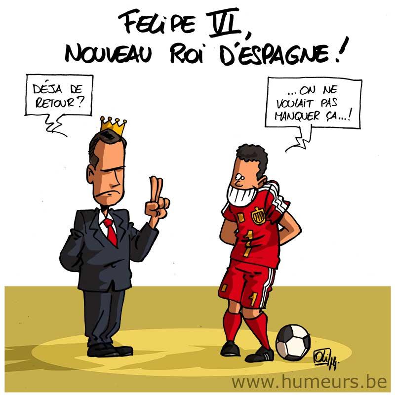 Espagne-Felipe-VI-Roja