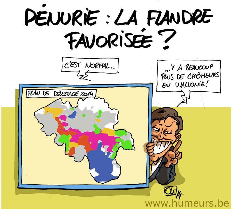 penurie-electricite-Belgique-delestage