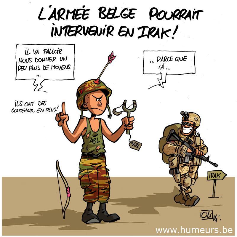 Armee-belge-moyen-Irak-Syrie