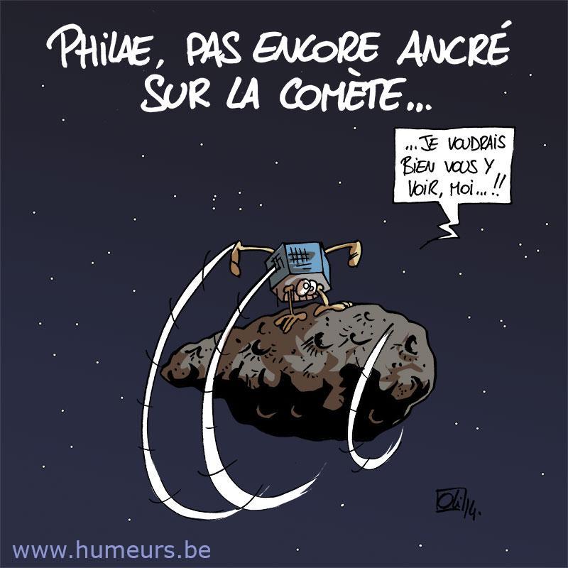 Rosetta-Philae-ESA