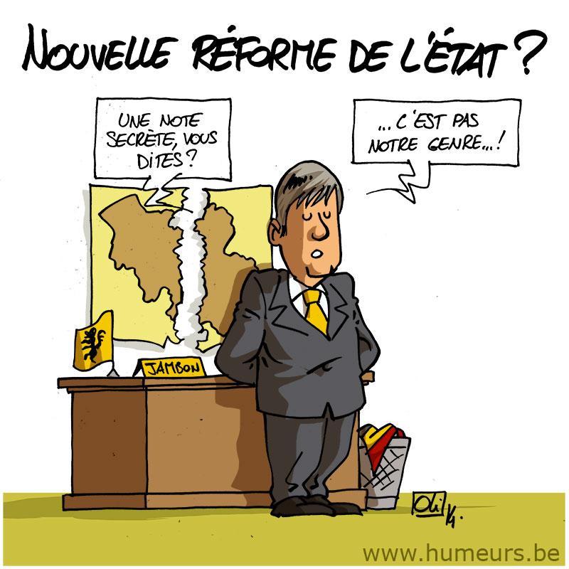 Belgique-reforme-etat-Jan-Jambon-NVA