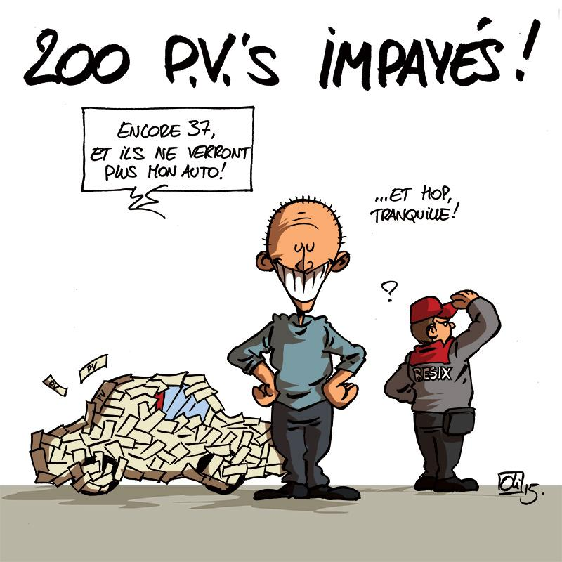 PV-impayes-verviers