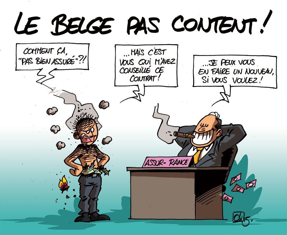 Assurances-belge-pas-content