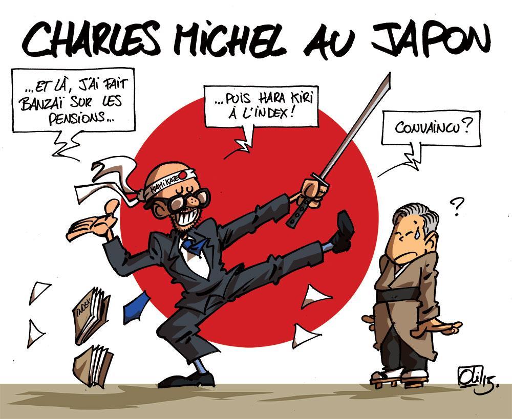 CHarles-Michel-Japon