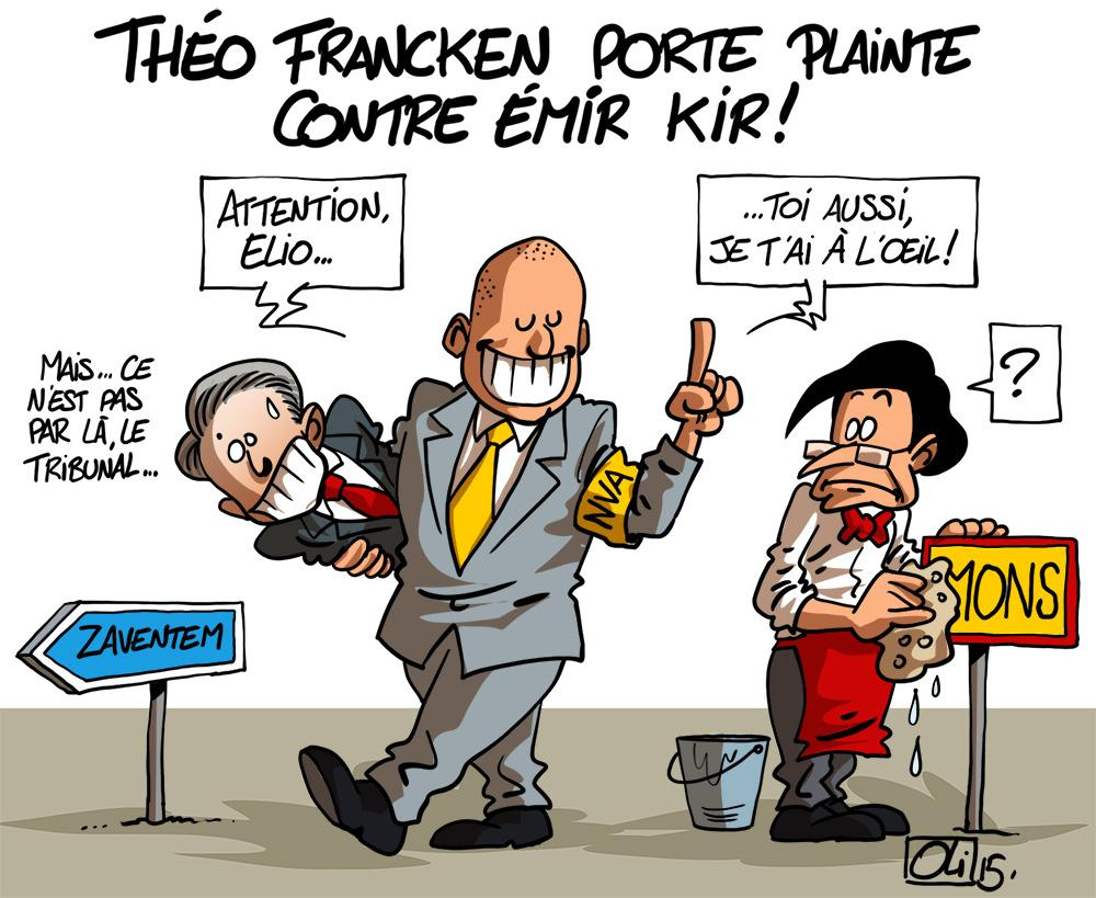 Theo-Francken-Emir-Kir-plainte