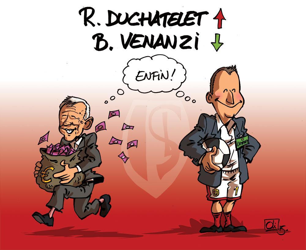 Standard-Liège-Roland-Duchatelet-Bruno-Venanzi