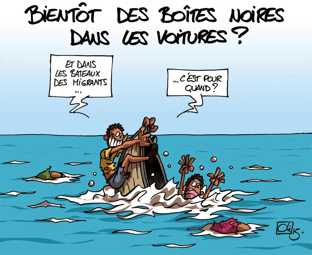 Assez migrants | Les humeurs d'Oli OR62