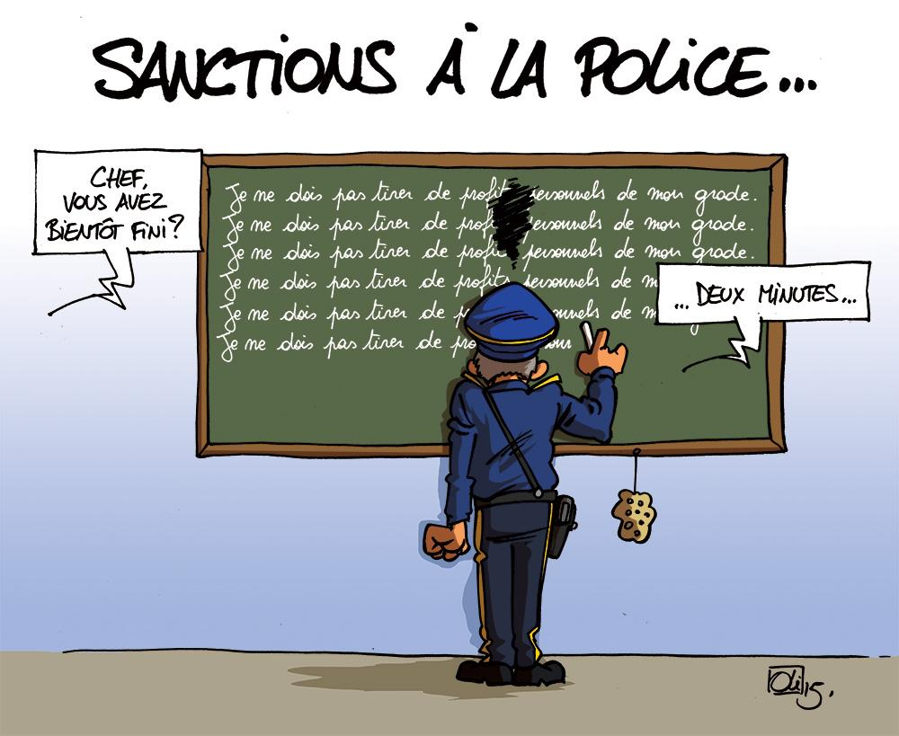 Police-sanction-gradés