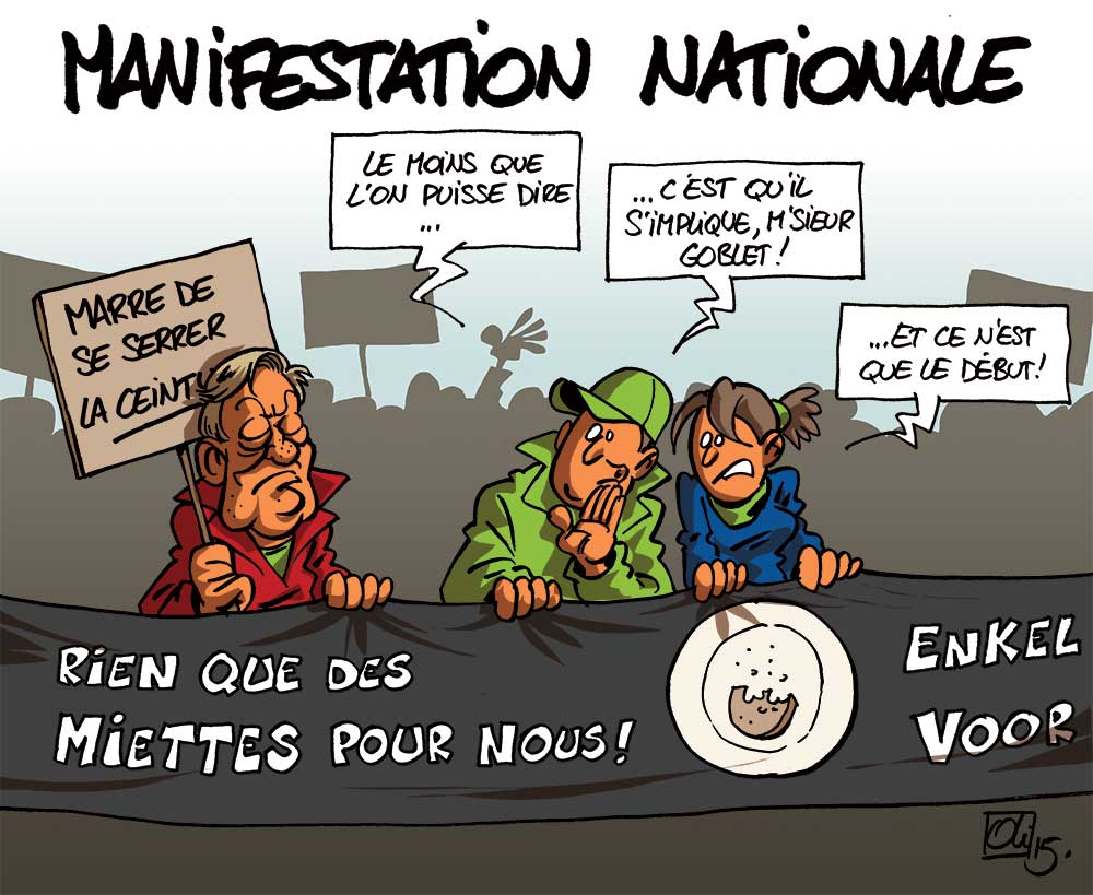Manifestation-nationale-belgique