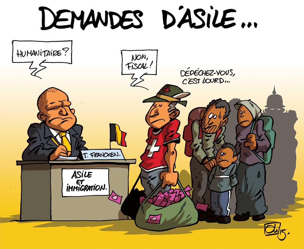 Demande-Asile-Belgique