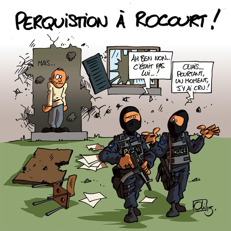 Perquisition-Rocourt
