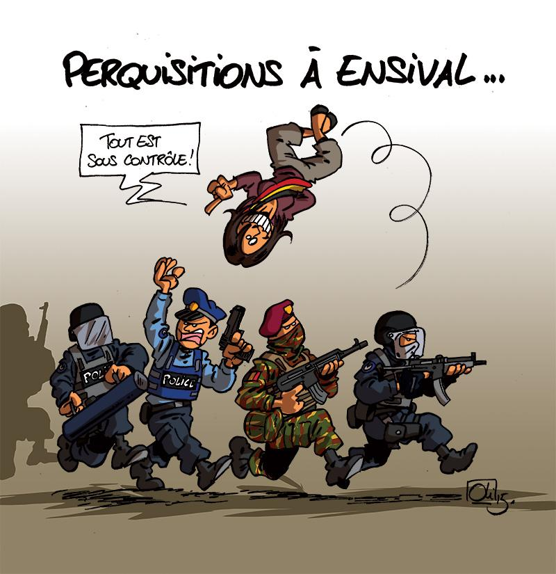 Perquisitions-Verviers-ensival