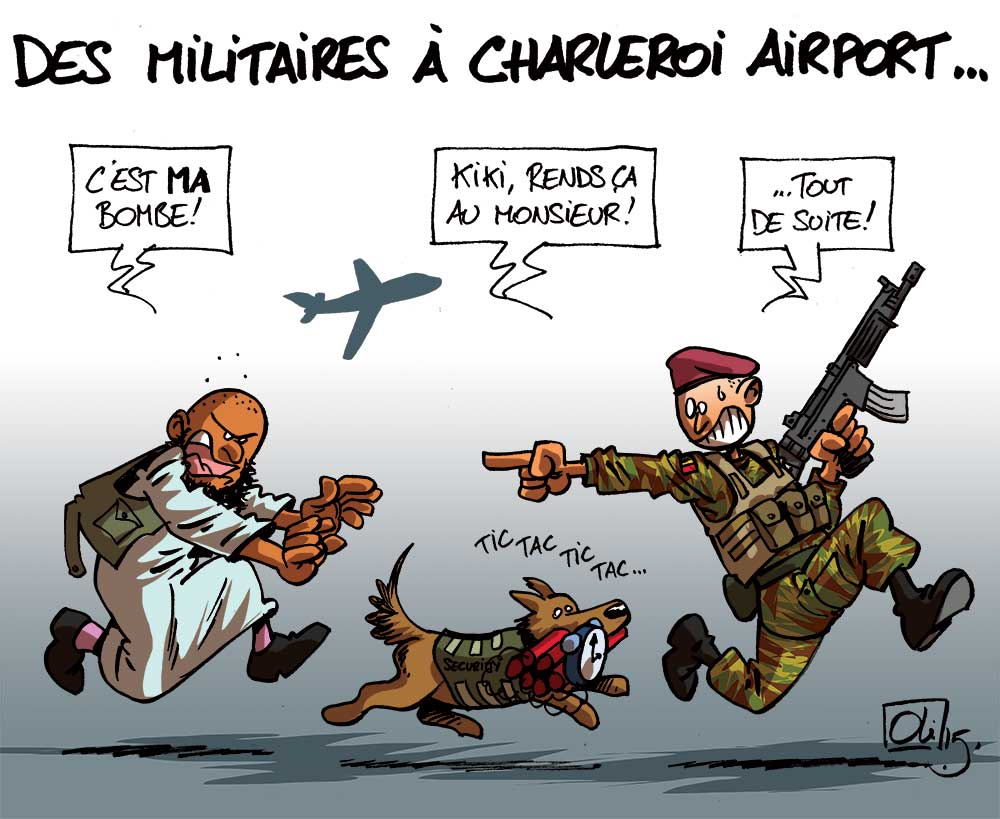 armée-belge-attentats-charleroi-aeroport