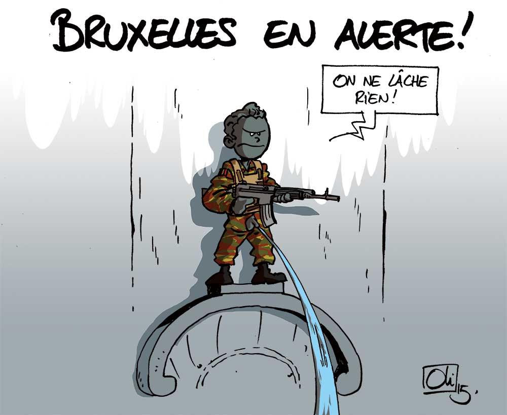 Bruxelles-OCAM-Niveau-4