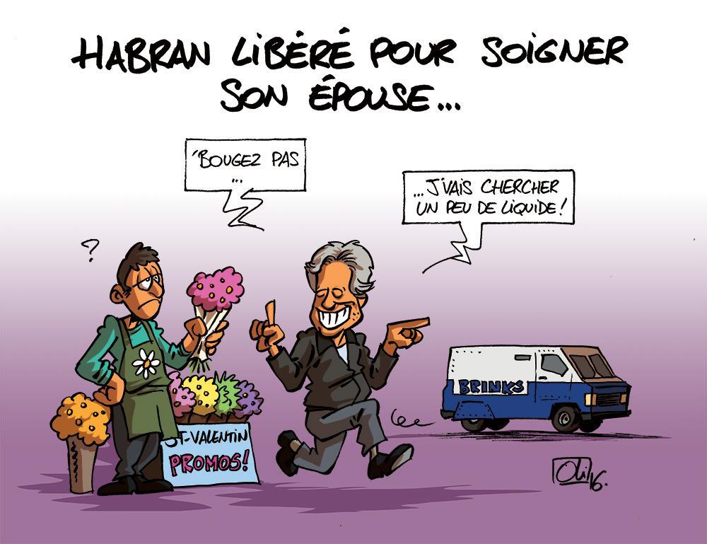 Marcel-Habran-libéré