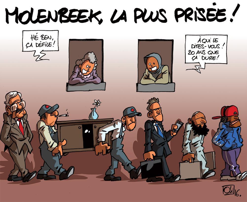 Molenbeek-Moureaux-migration