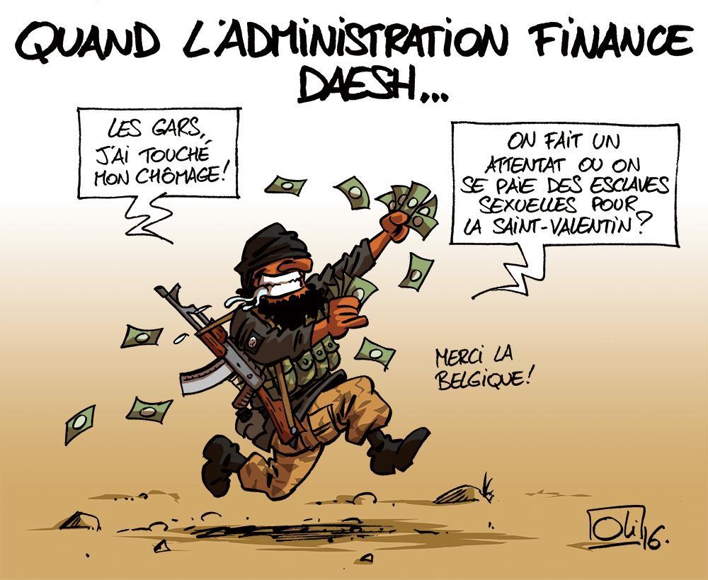 Belgique-administration-Daesh-social