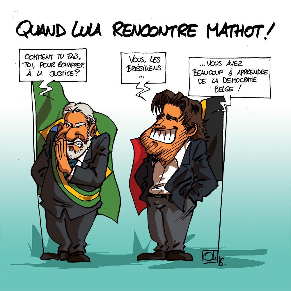 Alain-Mathot-immunité-Lula