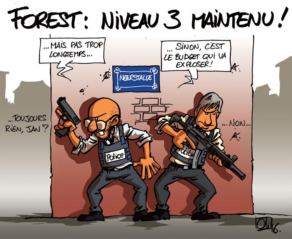 djihadiste-attentat-Forest-Bruxelles-Belgique-Paris-Jan-Jambon-Charles-Michel-niveau-3-OCAM
