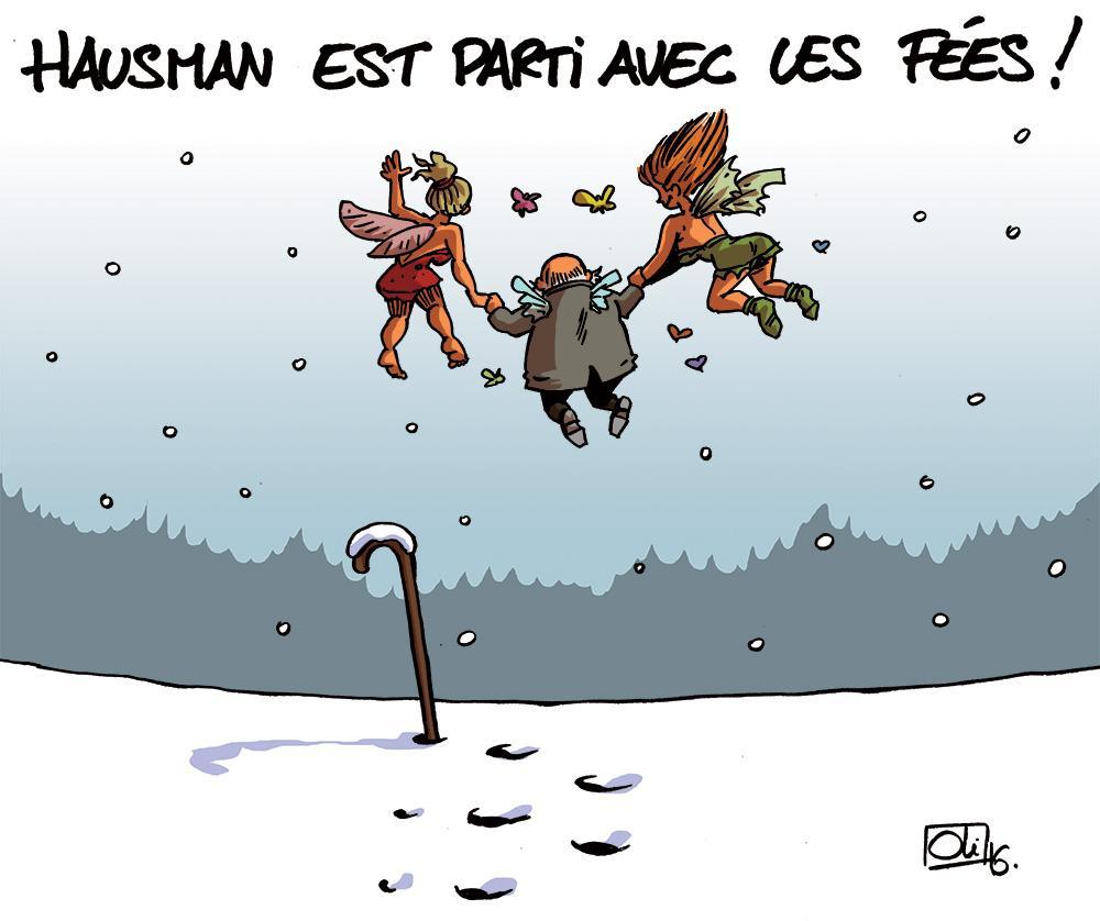 Rene-Hausman-mort