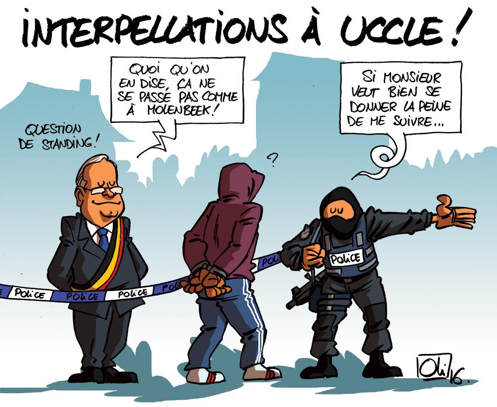 interpellation-Uccle-attentat-Paris