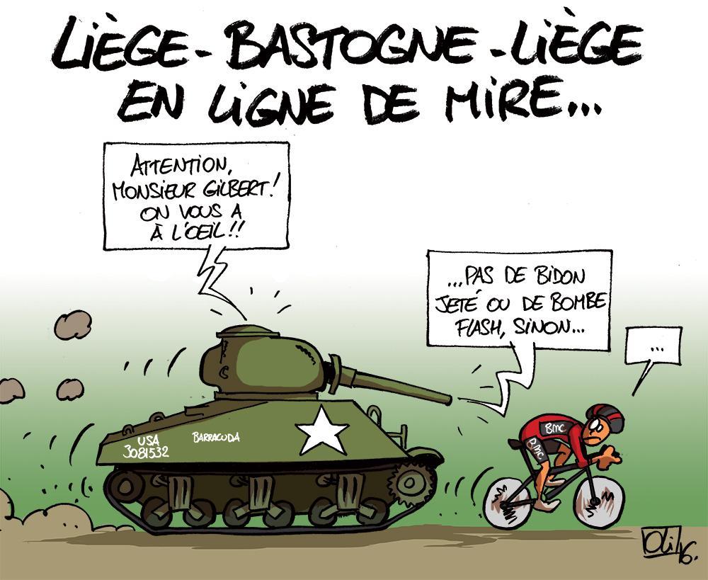 Liege-Bastogne-Liege-Philippe-Gilbert-char-flash-bidon