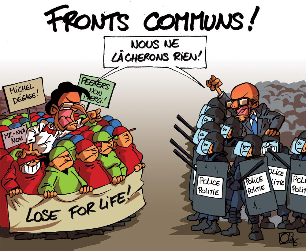 greve-Manifestation-Charles-Michel-Elio-Di-Rupo-FGTB-CSC-CGSLB